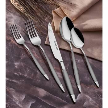 Duchess 84 Parça Çatal Kaşık Bıçak Takım - Thumbnail