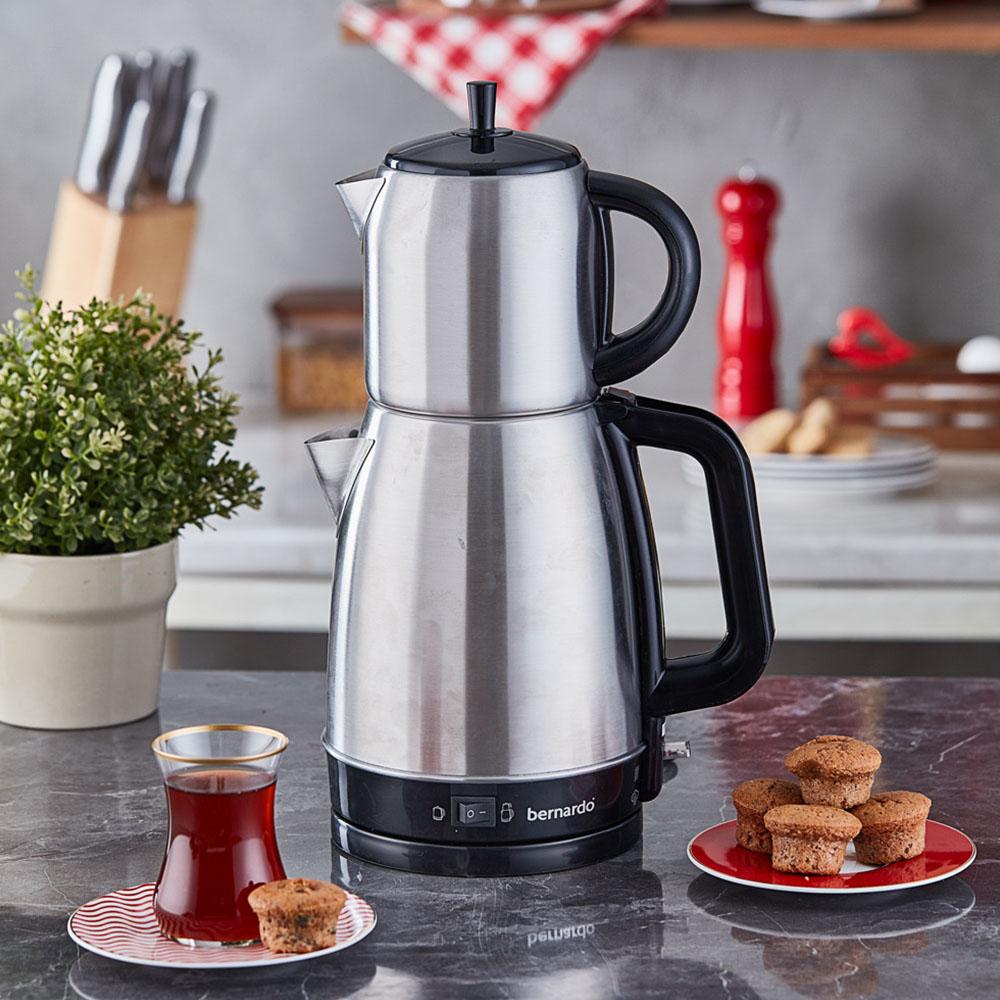 Elektrikli Çay Makinesi 2200 W - 1.7 Litre