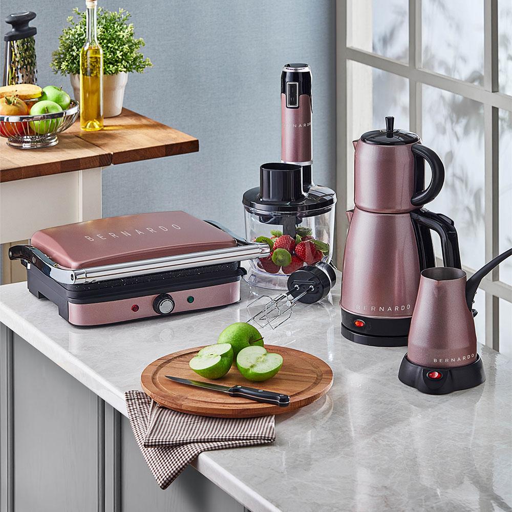 Elektrikli Mutfak Seti - Rose