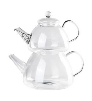 BALSA - Cam Çaydanlık