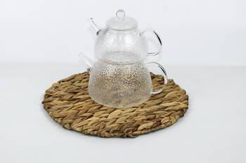 BALSA - Cam Çaydanlık (1)