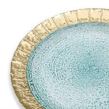 Bernardo - Esperanza Cam Oval Servis Tabağı - 21 cm (1)