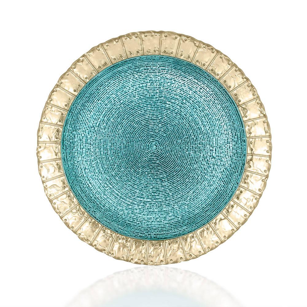 Esperanza Cam Oval Servis Tabağı - 28 cm