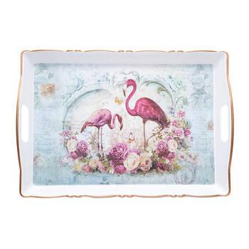 Biev - Flamingo Tepsi