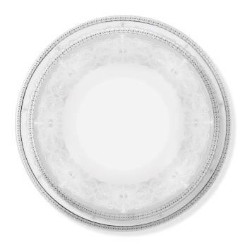 Garnier 12 Kişilik 70 Parça Royal Bone China Yemek Takımı - Thumbnail