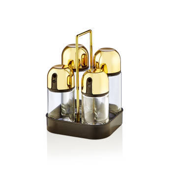 - Gold Yağlık- Tuzluk Set