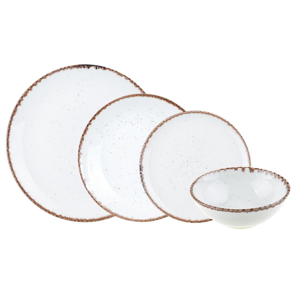 Granita - 24 Parça Porselen Yemek Takımı
