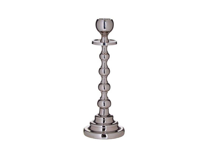 Gümüş Mumluk 8x23 cm