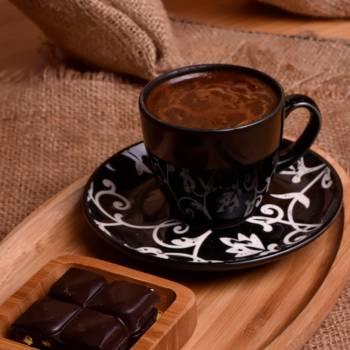 - Hagia - 6 Kişilik Kahve Fincan Takımı (1)