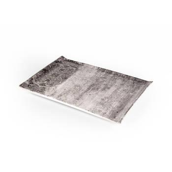Bernardo - Hanes Eskitme Stoneware Dikdörtgen Tabak - 30 cm