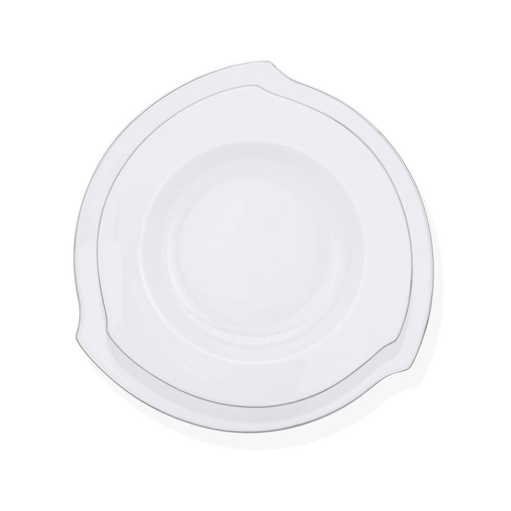 Happa 12 Kişilik 53 Parça Porselen Yemek Takımı