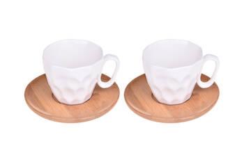 - Hull 2 Kişilik Kahve Fincan Takımı Bambum