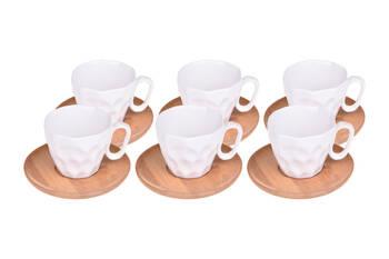 - Hull 6 Kişilik Kahve Fincan Takımı Bambum