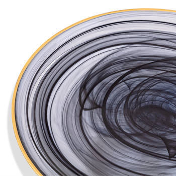 Bernardo - Hypnose Ayaklı Tabak 21 cm (1)