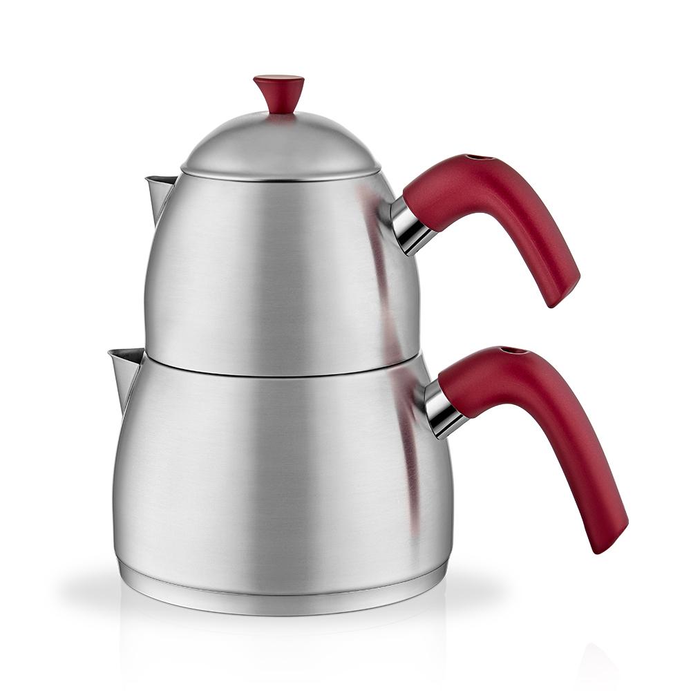 Inox Çaydanlık Takımı