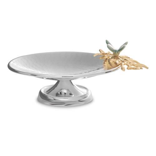 Kelebek Kısa Ayaklı Servis Tabağı