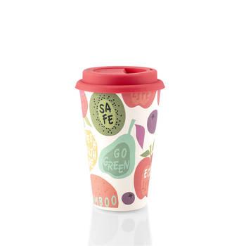 Bernardo - Kırmızı Mug (1)