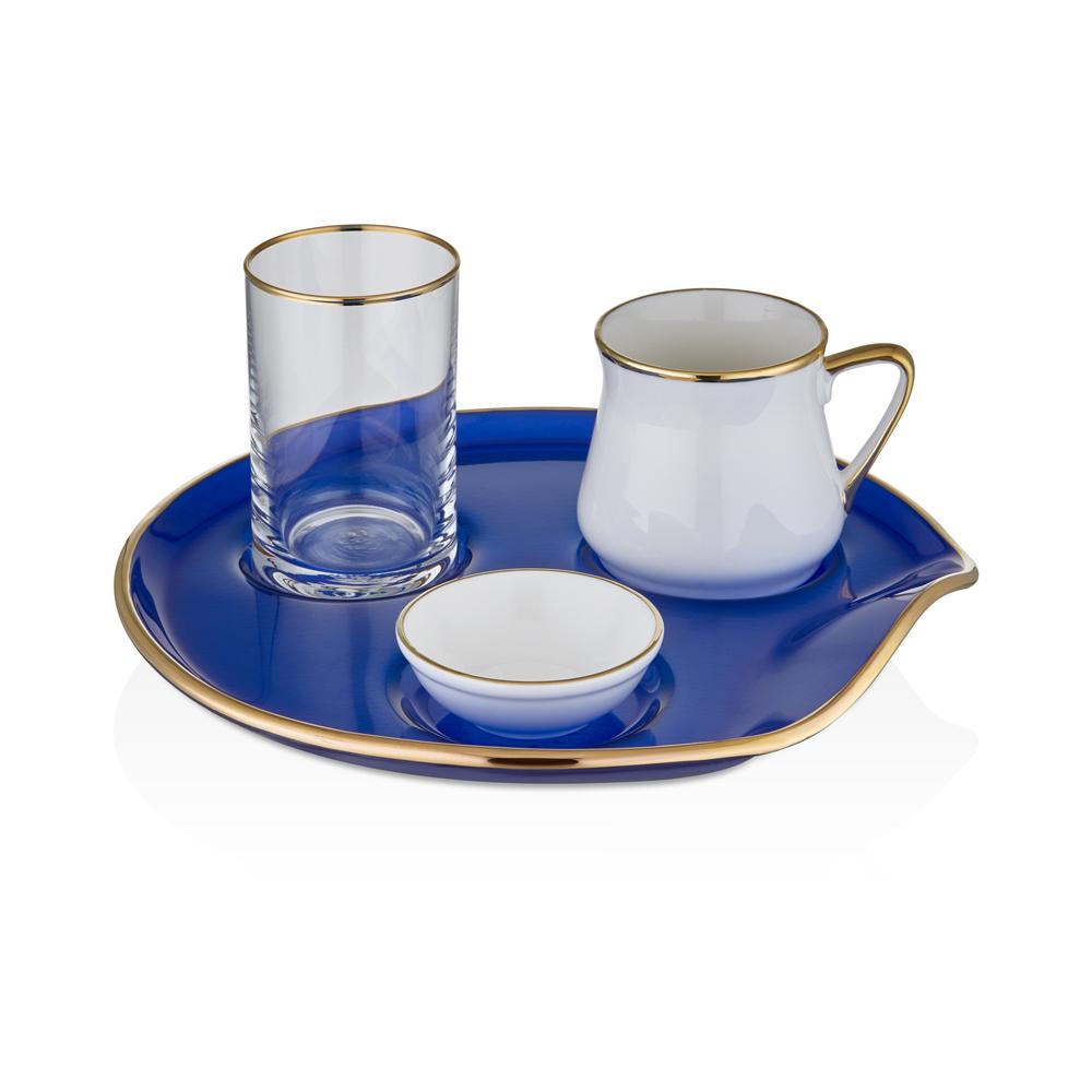 Kobalt Kahve Sunum Seti