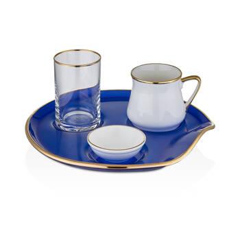 Bernardo - Kobalt Kahve Sunum Tabağı