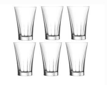 LAV - Lav Truva Meşrubat Bardağı 6 Lı Tru 362