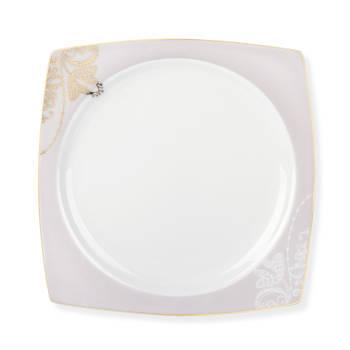 Lilac 26,5 cm servis tabağı - Thumbnail