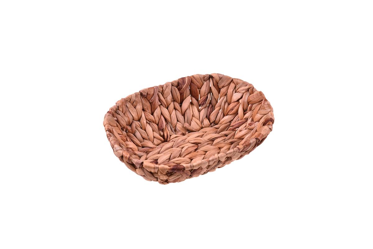 Mande Sunum Sepeti Oval Bambum