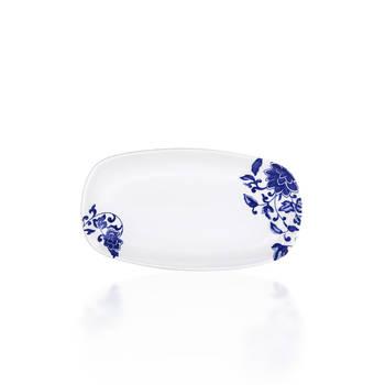 Bernardo - Merlyn Stoneware Kayık Tabak - 21 cm