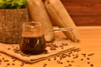- Meva Cam Cezve 500 ml Bambum