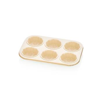 - Mint 6'lı Muffin Kek Kalıbı