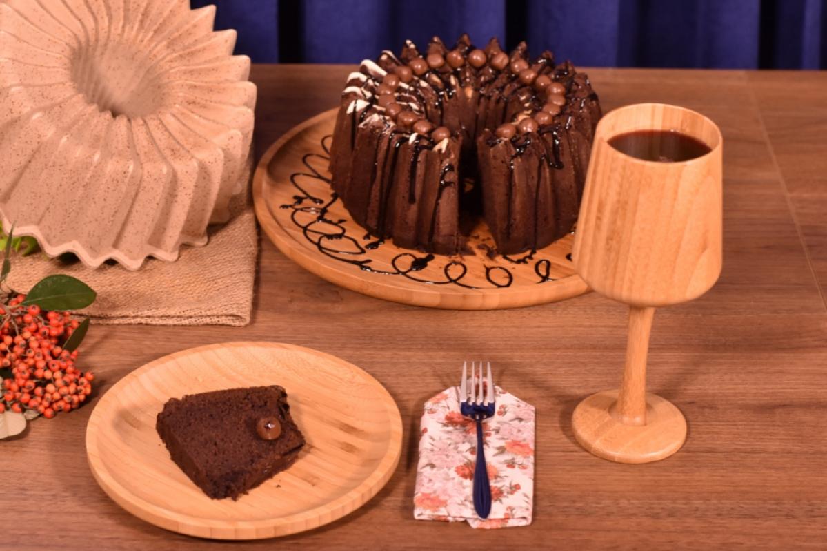 Mira Kek Kalıbı - Bej bambum