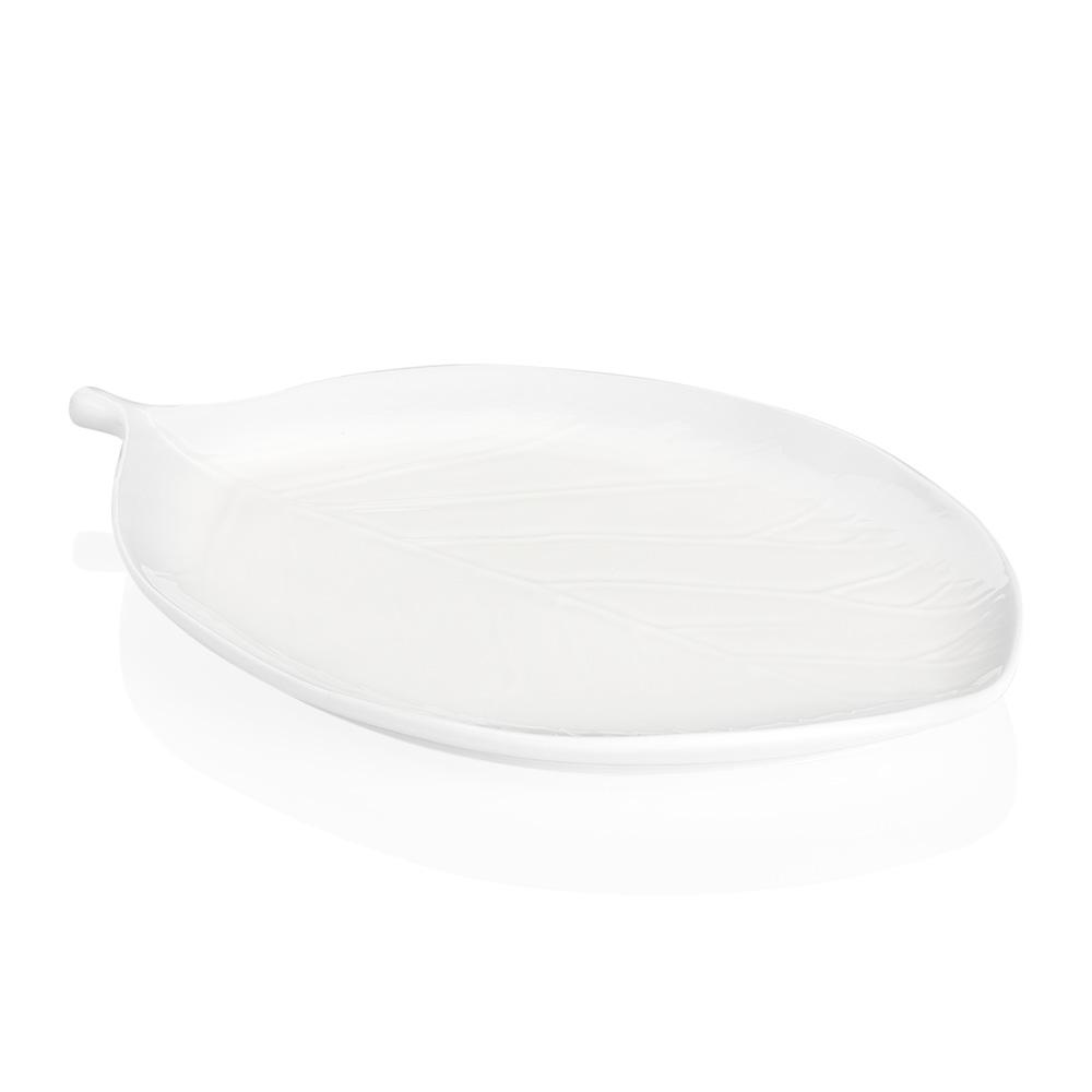 Monat Büyük Boy Servis Tabağı - Porselen