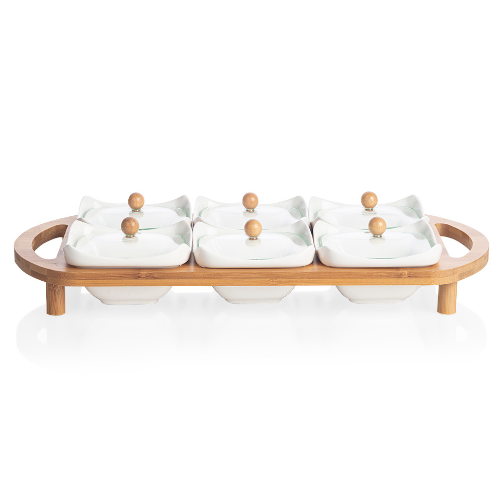 Monat Kahvaltılık - Bambu & Porselen