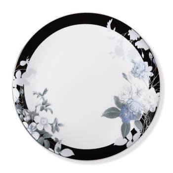 Naomi 12 Kişilik 75 Parça Royal Bone China Yemek Takımı - Thumbnail