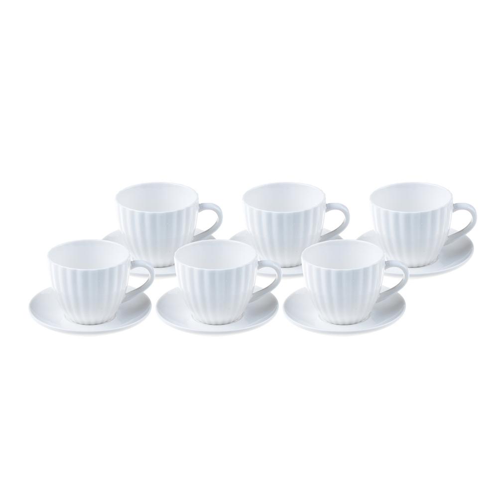 Narvari - 6 Kişilik Kahve Fincan Takımı