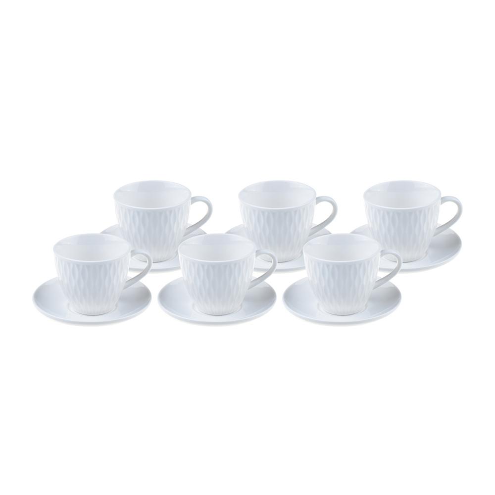 Narvia - 6 Kişilik Kahve Fincan Takımı