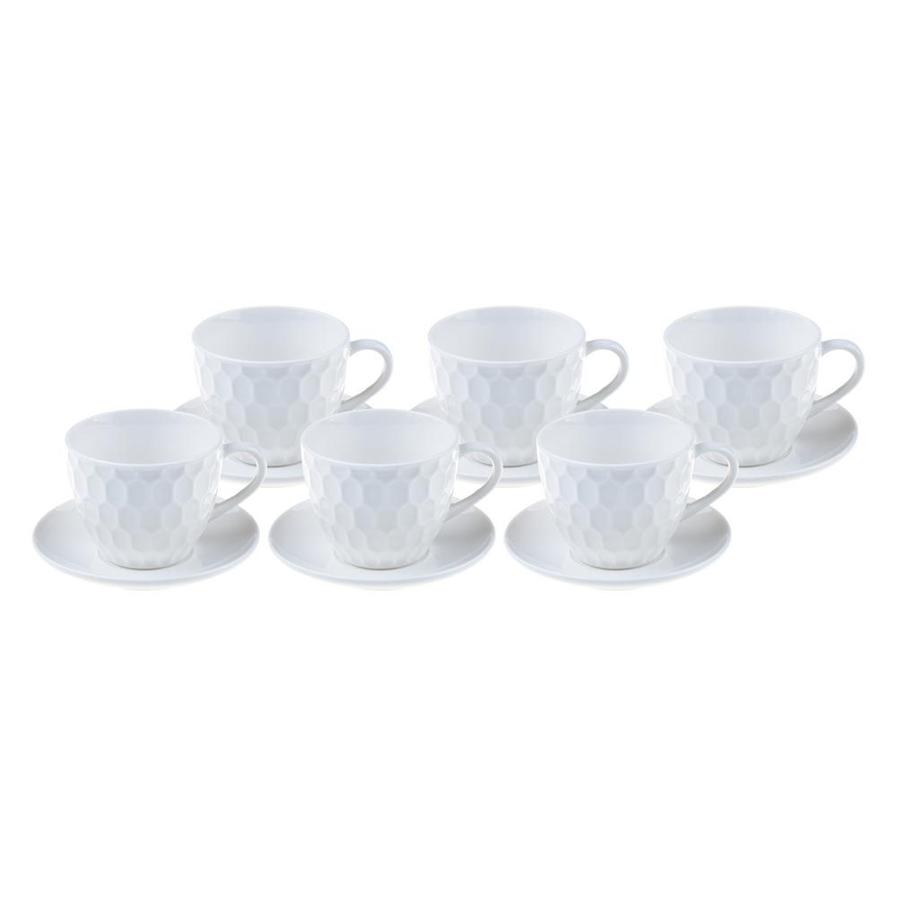 Navara - 6 Kişilik Kahve Fincan Takımı