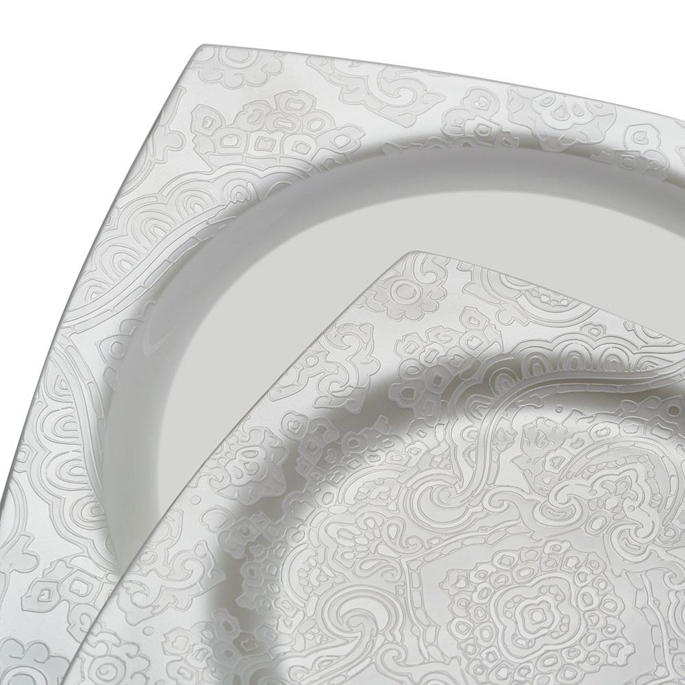 Nude 12 Kişilik 53 Parça Bone China Yemek Takımı