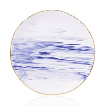 - Ocean Seramik Pasta Tabağı - 21 cm