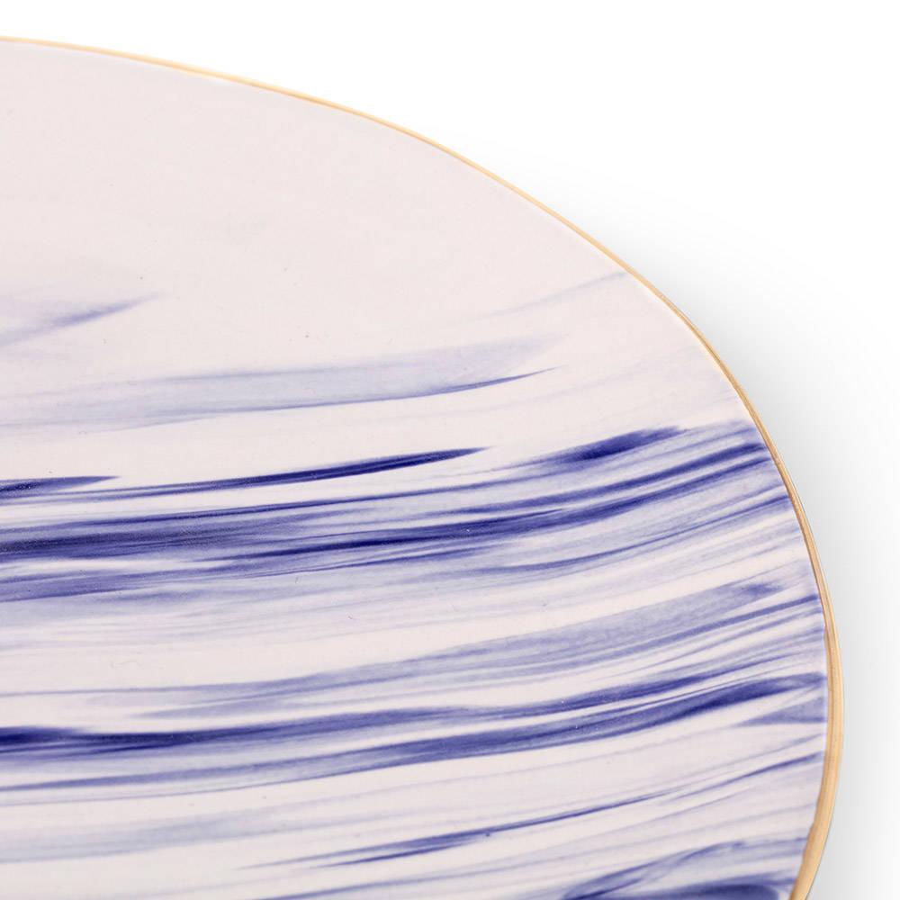 Ocean Seramik Pasta Tabağı - 21 cm