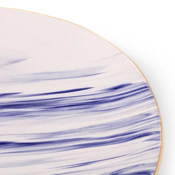 Ocean Seramik Pasta Tabağı - 21 cm - Thumbnail
