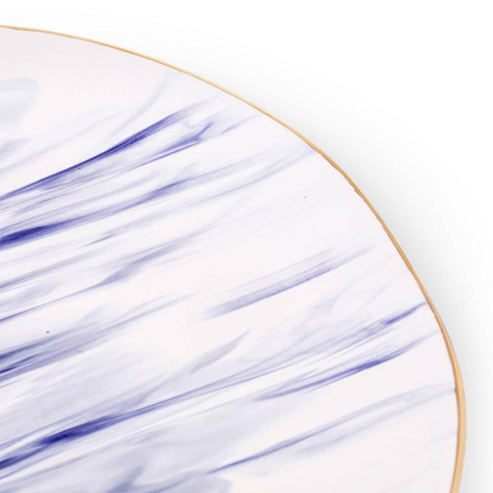 Ocean Seramik Servis Tabağı - 27 cm