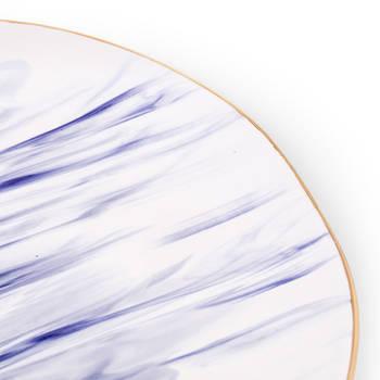 Ocean Seramik Servis Tabağı - 27 cm - Thumbnail