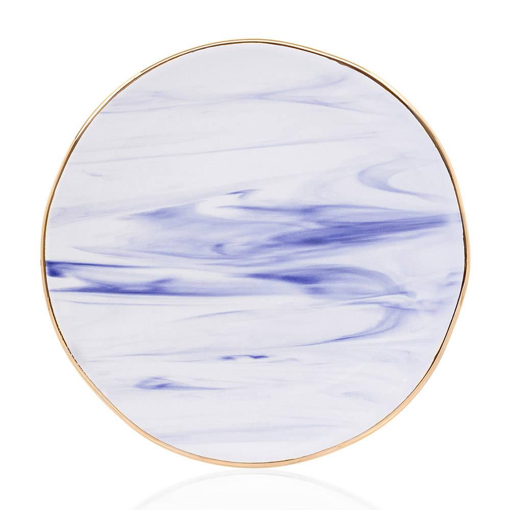 Ocean Seramik Tatlı Tabağı - 16 cm