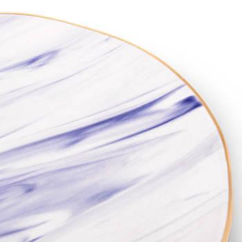 Ocean Seramik Tatlı Tabağı - 16 cm - Thumbnail