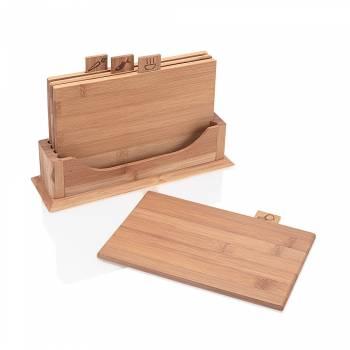 - Olea Kesme Tahtası Seti - Bambu (1)