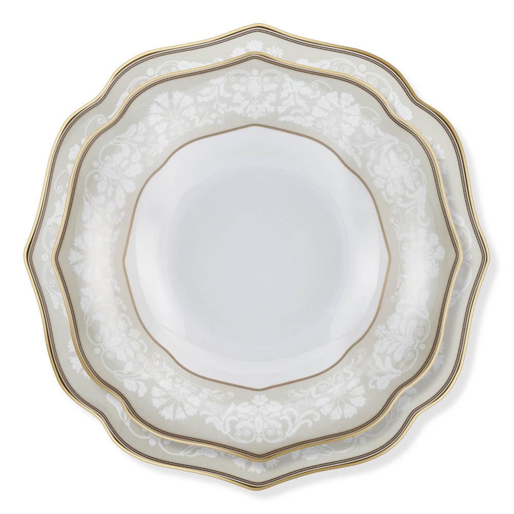 Oriental Dream 12 Kişilik 70 Parça Royal Bone China Yemek Takımı