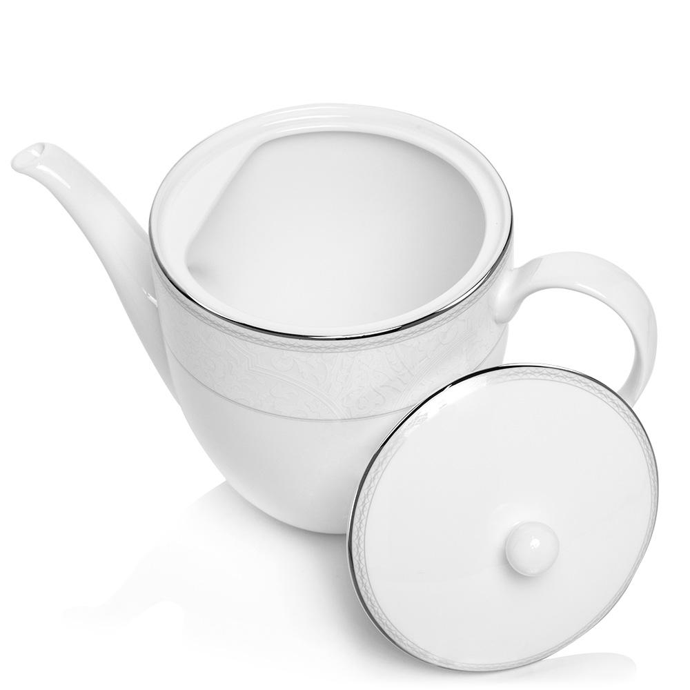 Parisa Platin 29 Parça Çay Takımı