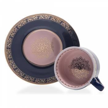 - Pembe 2'li Kahve Fincan Seti (1)