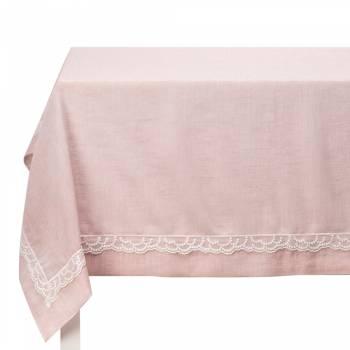 - Pembe Masa Örtüsü