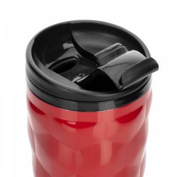 - Roku Çelik İç Kaplamalı Kırmızı El Termosu – 450 ml (1)
